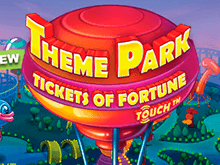 Играть онлайн в автомат Theme Park – Tickets Of Fortune от казино
